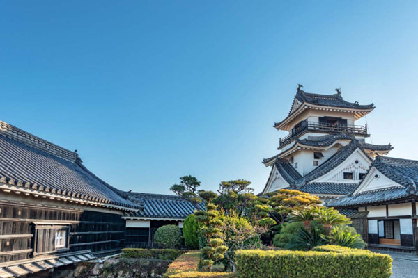 Thành Kochi Nhật Bản