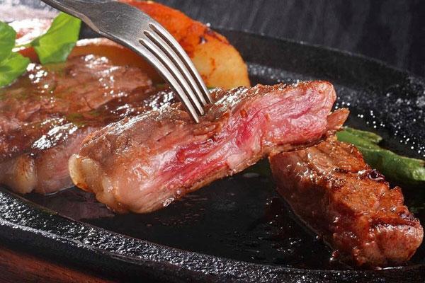 Thịt bò nướng Omi