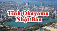 Tỉnh Okayama Nhật Bản – Vùng đất của ánh nắng mặt trời