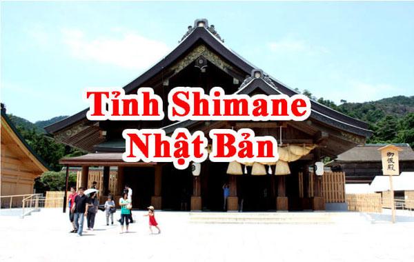 tỉnh Shimane Nhật Bản