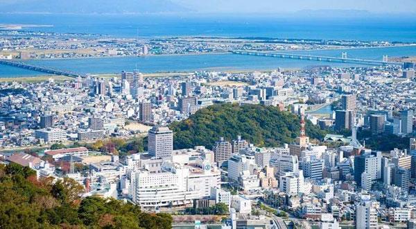 kinh tế tỉnh Tokushima Nhật Bản