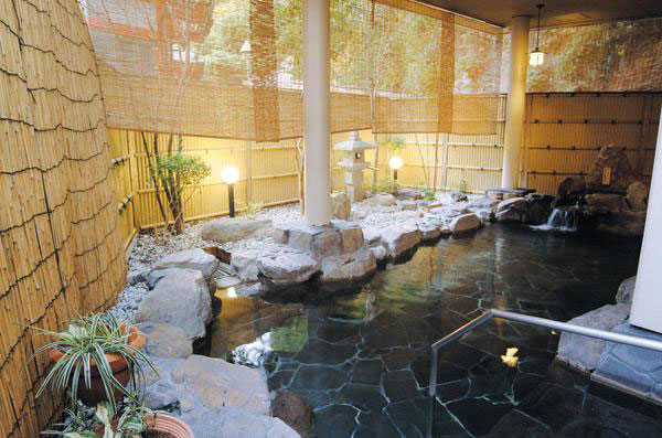 Suối nước nóng Takeo Onsen