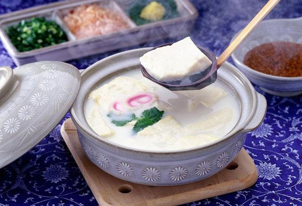 Ureshino onsen yudofu