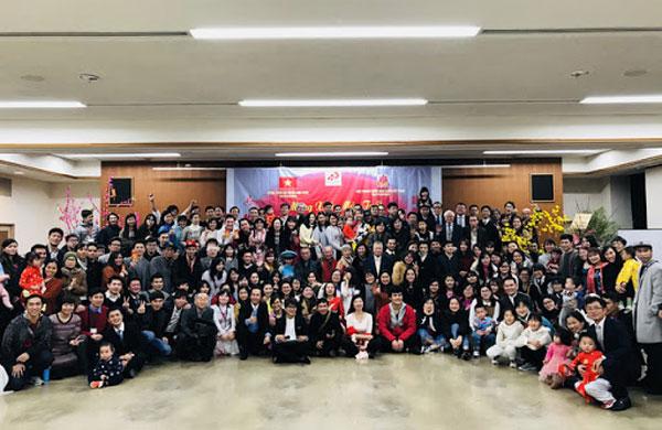 Cộng đồng người Việt tại Chiba – Nhật Bản