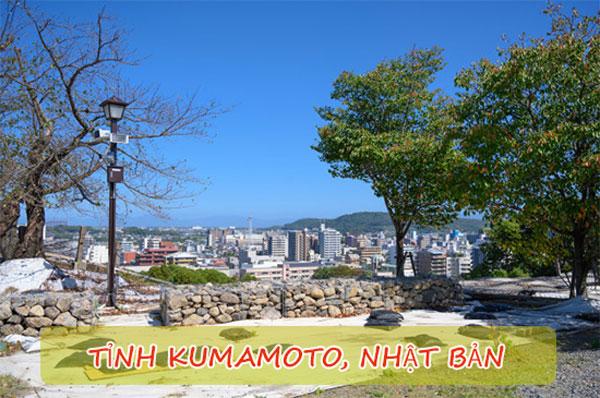 XKLĐ tỉnh Kumamoto Nhật Bản