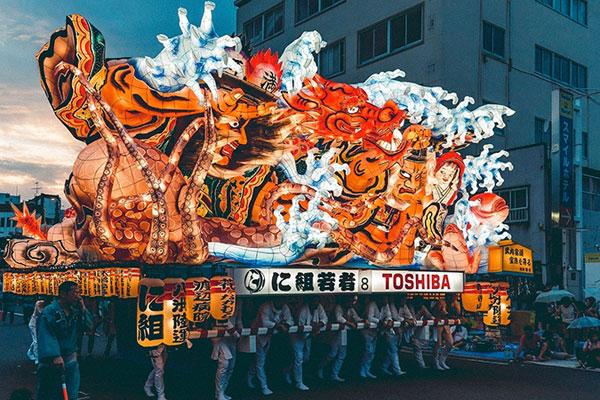 Lễ hội mùa hè Nebuta