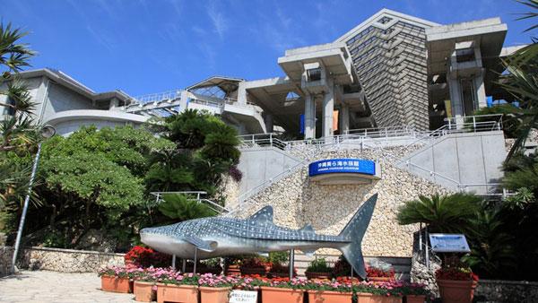Thủy cung Okinawa Churaumi Aquarium