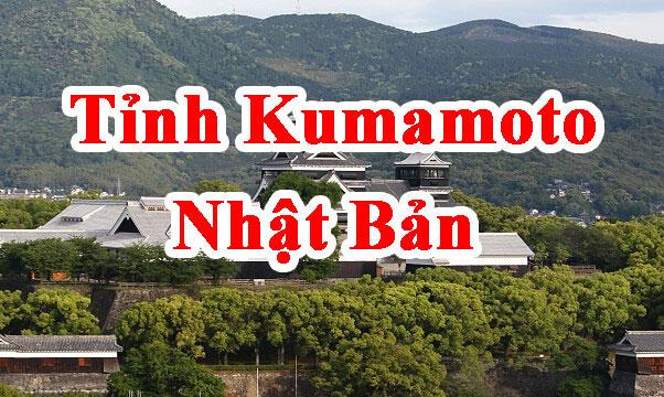 tỉnh kumamoto nhật bản