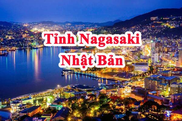 Tỉnh Nagasaki Nhật Bản