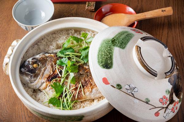 Taimeshi - ẩm thực vùng shikoku