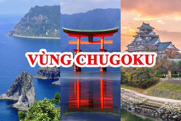 vùng Chugoku Nhật Bản