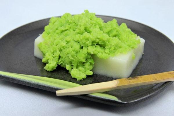 Bánh Zunda Mochi