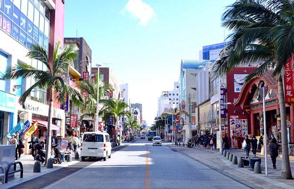 Đại lộ quốc tế Okinawa