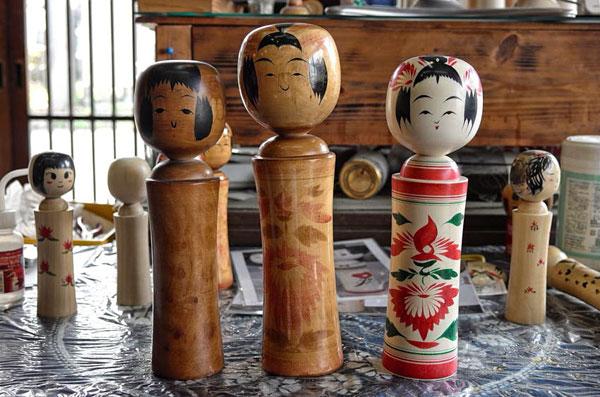 Búp bê Zao Takayu tỉnh Yamagata Nhật Bản