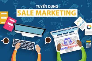 [Tuyển Dụng] Nhân viên Sale Marketing (Content Marketing)