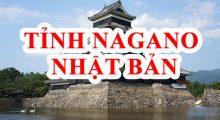 Tỉnh Nagano Nhật Bản – Nóc Nhà Xứ Phù Tang