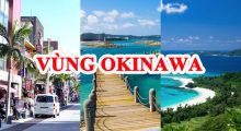 Tổng Quan Vùng Okinawa Nhật Bản (ウチナーチン) – XKLĐ Okinawa