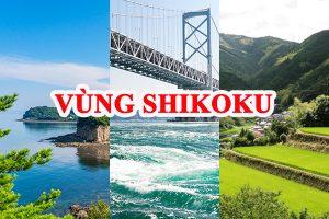 Tổng Quan Vùng Shikoku (しこく/ シコク) – Hòn đảo nhỏ nhất Nhật Bản