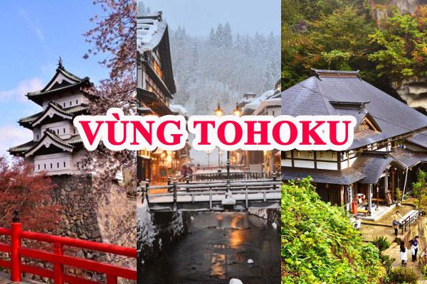 vùng Tohoku Nhật Bản