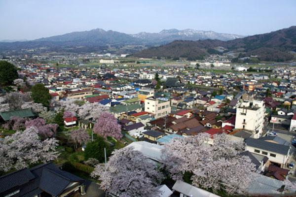 XKLĐ tỉnh Yamagata Nhật Bản