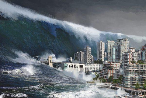 Sóng thần Nhật Bản đáng sợ như thế nào?